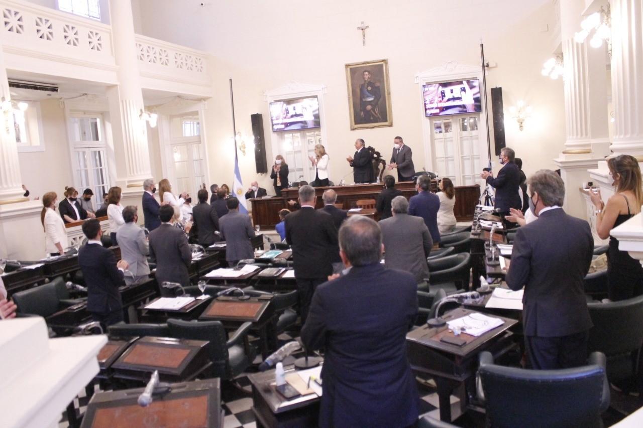 El Presupuesto 2021 obtuvo media sanción en la Sesión Extraordinaria N°2