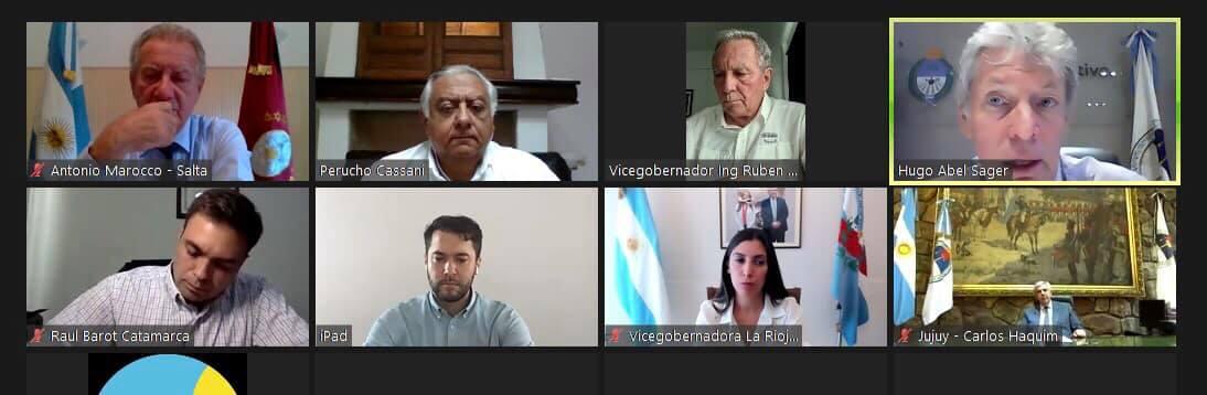 """Aval legislativo al flamante Consejo Regional """"Argentina 10 Norte Grande"""""""